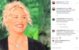 Antonella Clerici Instagram2