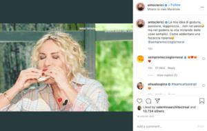 Antonella Clerici Instagram3