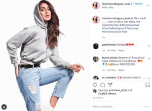 Cecilia Rodriguez Instagram 4