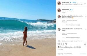 Elisabetta Canalis instagram 2