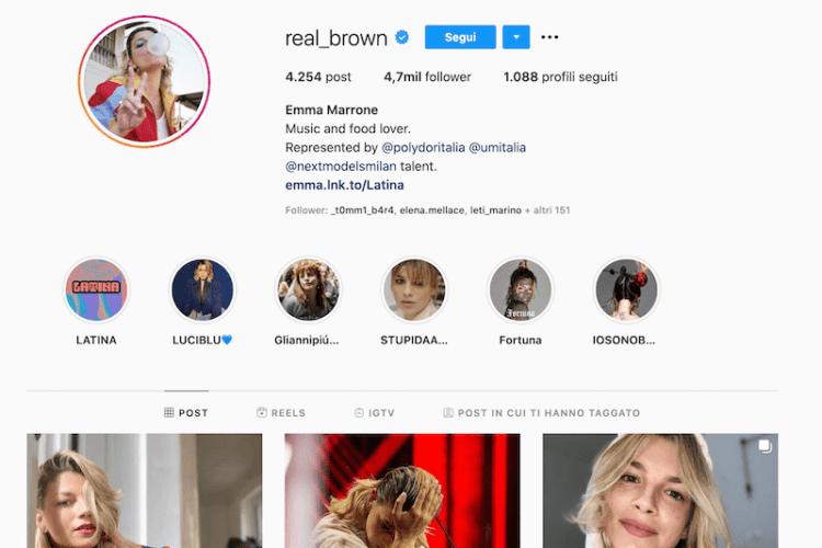 Emma Marrone Instagram 4