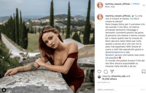 Martina Nasoni Instagram 2