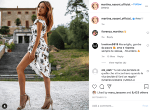 Martina Nasoni Instagram 3