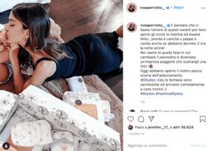 Rosa Perrotta Instagram 2