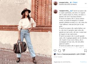 Rosa Perrotta Instagram 5