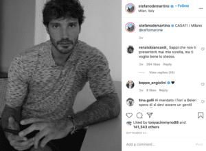Stefano De Martino Instagram 3