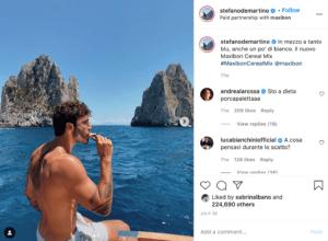 Stefano De Martino Instagram