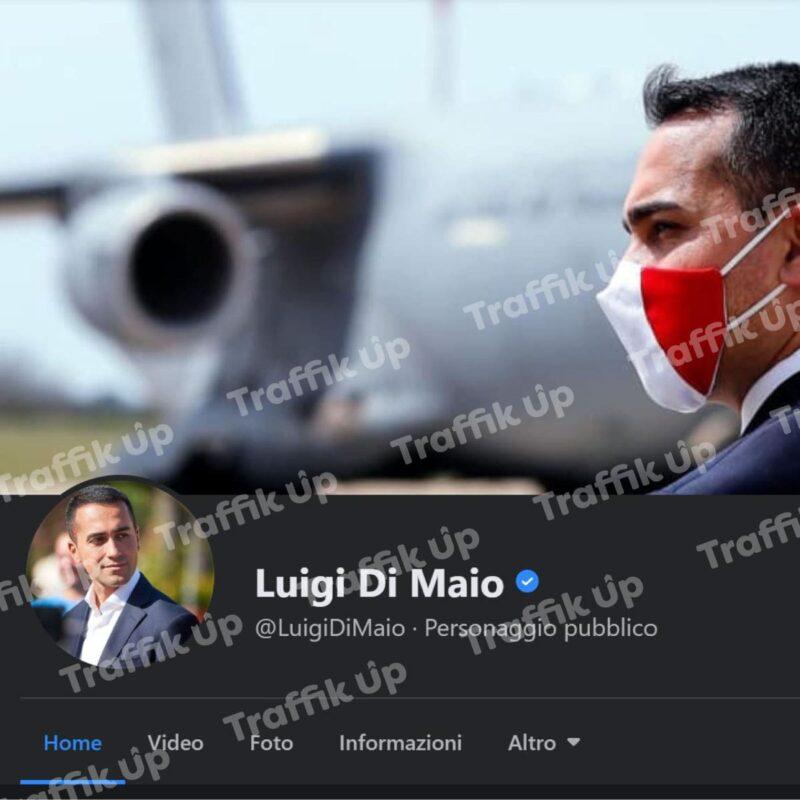 L'altalenante popolarità di Di Maio su Facebook
