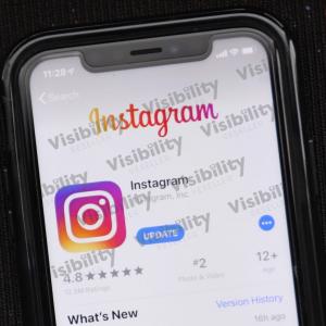 come chiamare una page su instagram