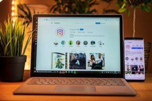 come creare una pagina su Instagram 1
