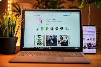 Come creare una pagina Instagram : i 2 modi