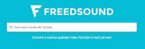 freedsound youtube mp3 converter online 4