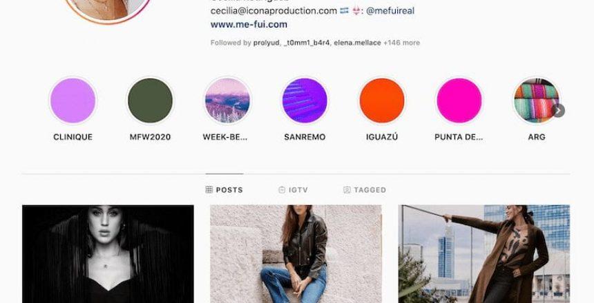 Cecilia Rodriguez Instagram 2